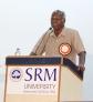 Tamil Perayan, SRM University